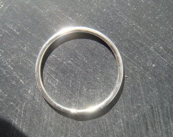 Midi Ring - Stack Rings - Stacking Rings - Above the knuckle ring - Silver Midi Ring