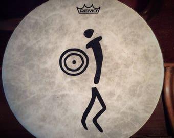 Sold Remo Fiberskul Frame Drumf Sold