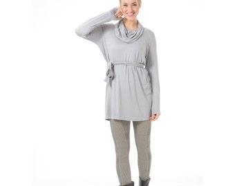 Plus size tunic, Long sleeve tunic, Maternity plus size dress , Plus size top, Maternity tunic, Maternity dress, Long maternity