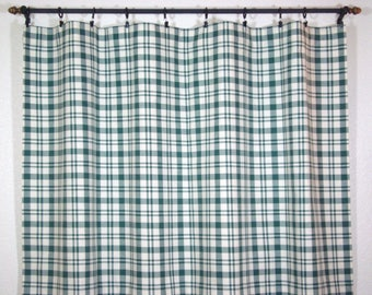 Green Plaid Cafe Curtains Kitchen Cafe Curtains Plaid Cafe Curtains Green Curtains