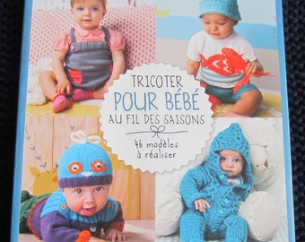 Baby knitting book