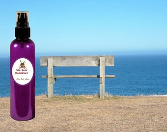 10 oz Texturing SEA SALT Hair SPRAY! Beach Toussled Effect Volumizing All natural with  Organic Ingredients! All Hair Types