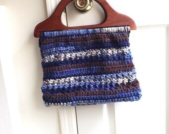 Bluejean Baby Handmade Handbag