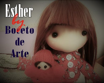 Esther Fabric Doll