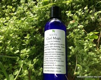 Curl Magic Leave In Conditioner