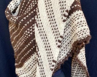 WINDSWEPT  - Winter Day - Custom Spun American Shetland and Alpaca Blend and Alpaca Natural Colors