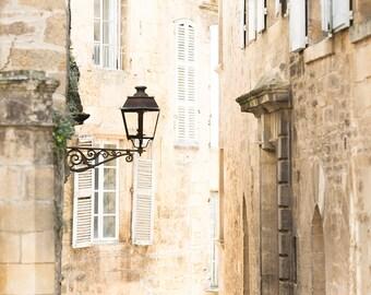 Frankrijk fotografie, Sarlat, Frankrijk, Dordogne, Frans Home Decor, Europa FineArt reizen foto, kunst aan de grote muur