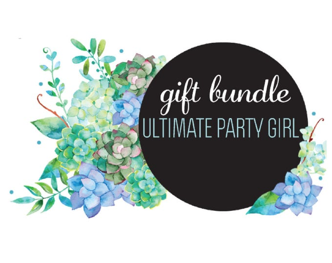 The 'Ultimate Party Girl' Earring Studs Gift Bundle