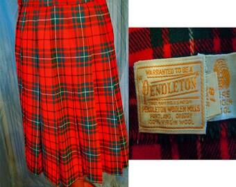 Vintage Pendleton Skirt vintage item 5
