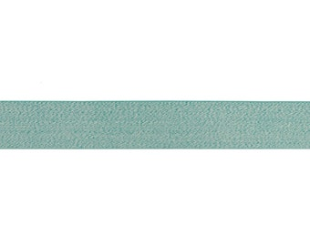 1 m rubber band Old Mint Mottled-40 mm wide