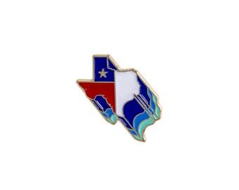 Texas Enamel Pin
