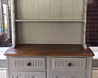 SOLD SOLD Upcycled Dutch Dresser