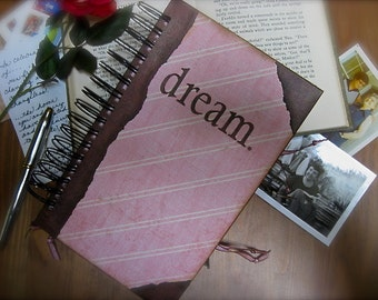 Pink Journal - Dream
