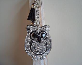Keychain bag charm, bag charm