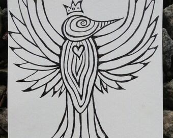 Queen Birdie