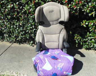 Frozen (Disney) booster seat cover--booster seat not included
