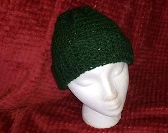 Crochet Basic Beanie