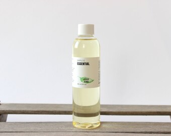 Apricot Kernel Carrier Oil - Aromatherapy Carrier Oil, Massage Carrier Oil, Apricot Carrier Oil, Popular Base Oil for Essential Oil Blending
