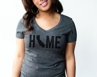 T-Shirt - California HOME Women's Tee