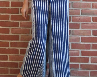 Open Leg pants, Rayon pants, Wide leg pants, Resort pants,  Thai pants,Beach pants, Yoga pants, Lounge pants,Stripe pants, Flowing pants