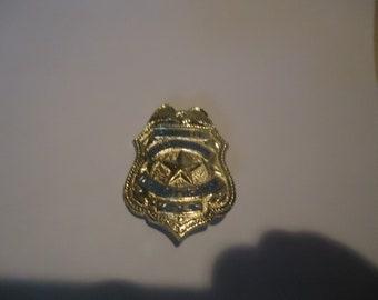 Vintage Private International Investigator Badge, Japan,  collectable