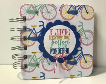 Bicycles Password Book