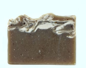 Soap - Prohibition Era - BEER, Hops, Sassafras, Cedarwood, Cinnamon, Patchouli 5 oz