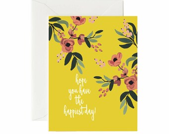 Happiest Day Card