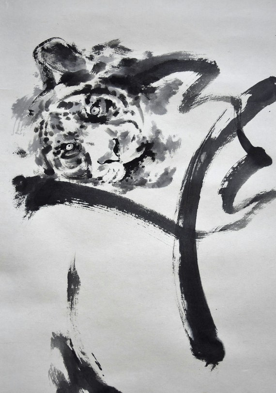 Black And White Zen Artwork