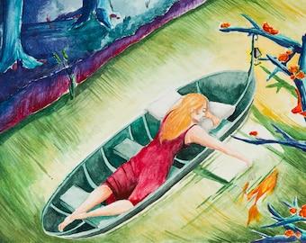 Canoe Lullaby(ORIGINAL)