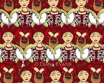 Croatian Folklore Dancers - The Ladies
