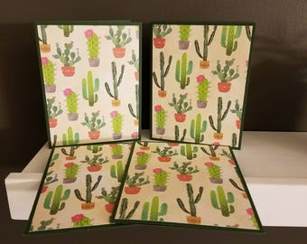 Cactus Note Card Set