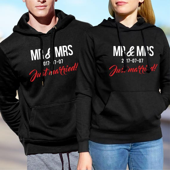 Couple hoodies / pärchen hoodies / couple jumper / couple sweatshirts / his and hers hoodies / woke up like this / matching hoodies 9Zel5N4Gw