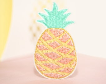 Pineapple Patch - Iron-On - Pastel