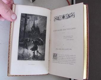 Jules Barbey d'Aurevilly: Le Chevalier des Touches - Eaux-fortes de Félix Buhot - [1879]