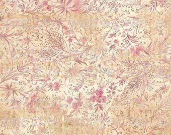 Rice paper decoupage #160223 vintage Decopatch Decoupage supplies