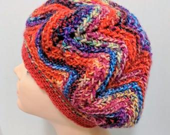 Tuque au Crochet