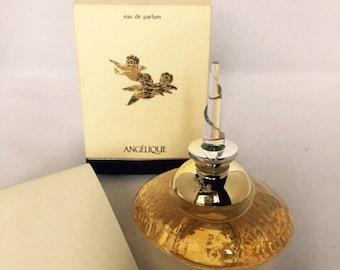 SHISEIDO ANGELIQUE parfum. Eau de parfum 50ml. Rare, vintage. Best. 1991s