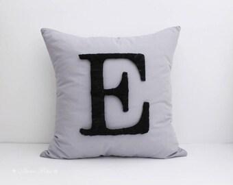 Monogrammed Pillows, Initial Pillow, Monogram, Monogrammed Pillow Covers, Custom, Personalized Pillow, Housewarming gift, Monogram Pillow