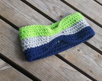 Seahawks earwarmer headband