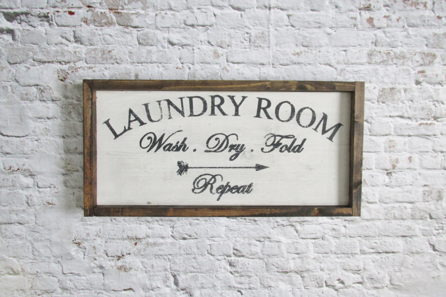 Laundry Room Wooden Signs Laundry Room Signwood Signswooden Signrustic Signs.