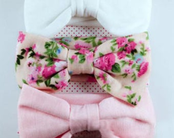 Headbands- 3pk Floral