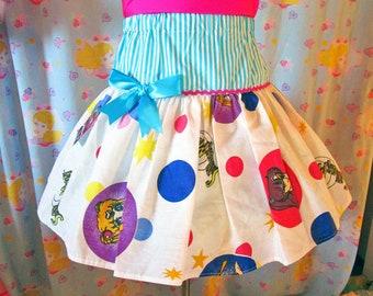 Sailor Moon skirt, anime gifts otaku magical girl mahou shoujo fairy kei japan size small S