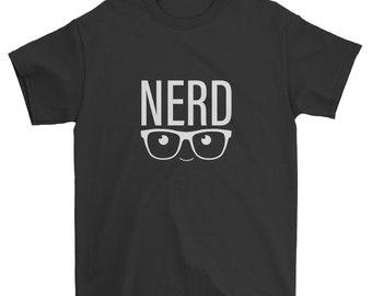 Nerd T-Shirt - Nerdy Shirt, Geeky Shirt, Funny Shirt