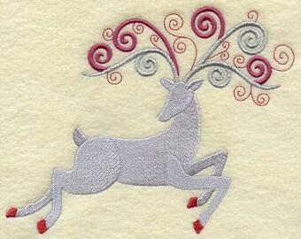SPARKLING DASHER - Machine Embroidery Quilt Blocks (AzEB)