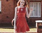 Miss Lamington Dress - Handmade by Alice