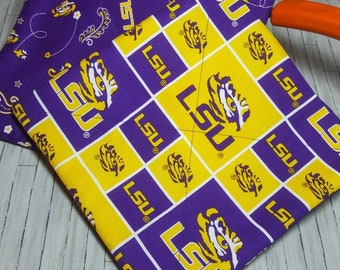 LSU TIGERS Potholders, Hot Pads, Kitchen