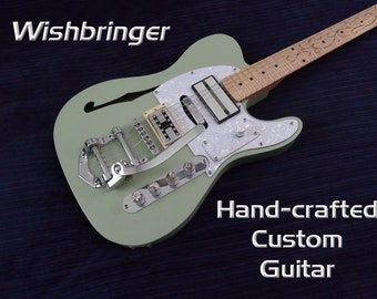 Wayfinder Electric Guitar - Hand Crafted