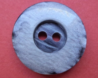 14 buttons Black Silver 18mm (1791) button