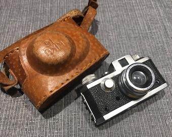 Miniature camera KIKU 16 1956 - not to be missed!